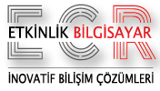 ECR - Event Computer Rental Logo