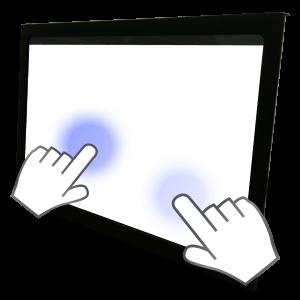 touchscreen rental turkey